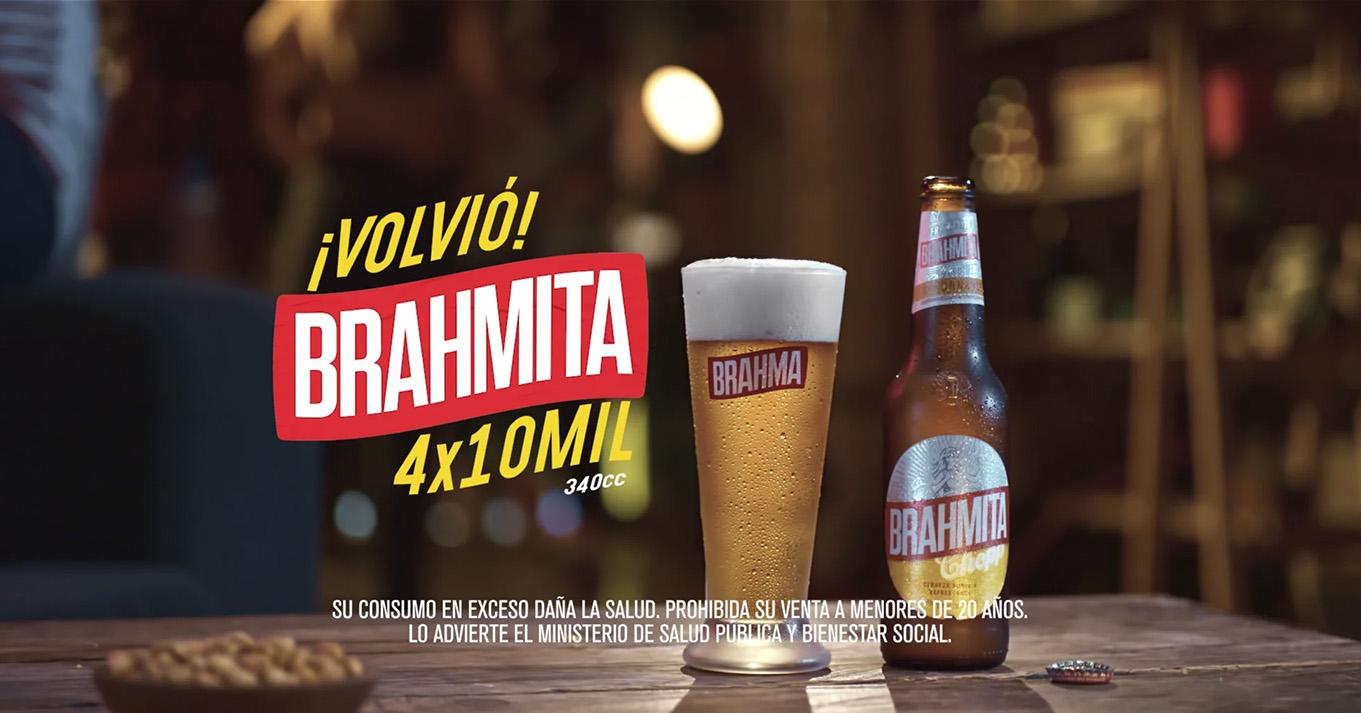 BRAHMA – SLOWMO
